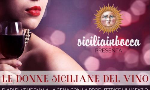 Lilly Fazio – Le donne siciliane del Vino a Siciliainbocca