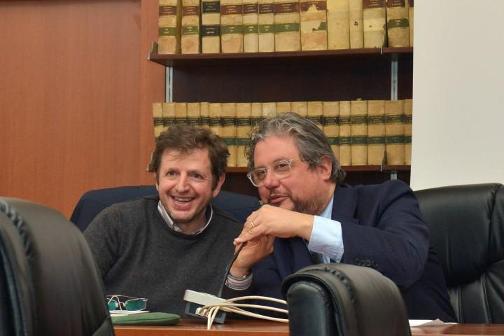 Antonio Villani, Luca Puzzuoli