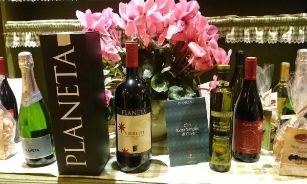 Wine dinner Planeta da Siciliainbocca