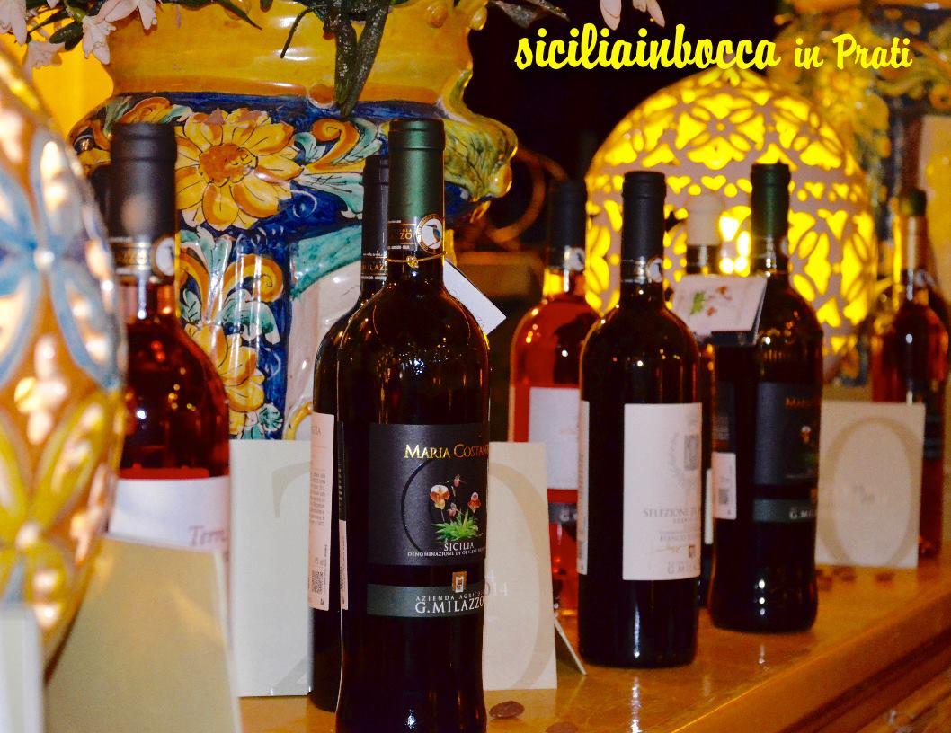 Milazzo a Siciliainbocca - Cena con il produttore