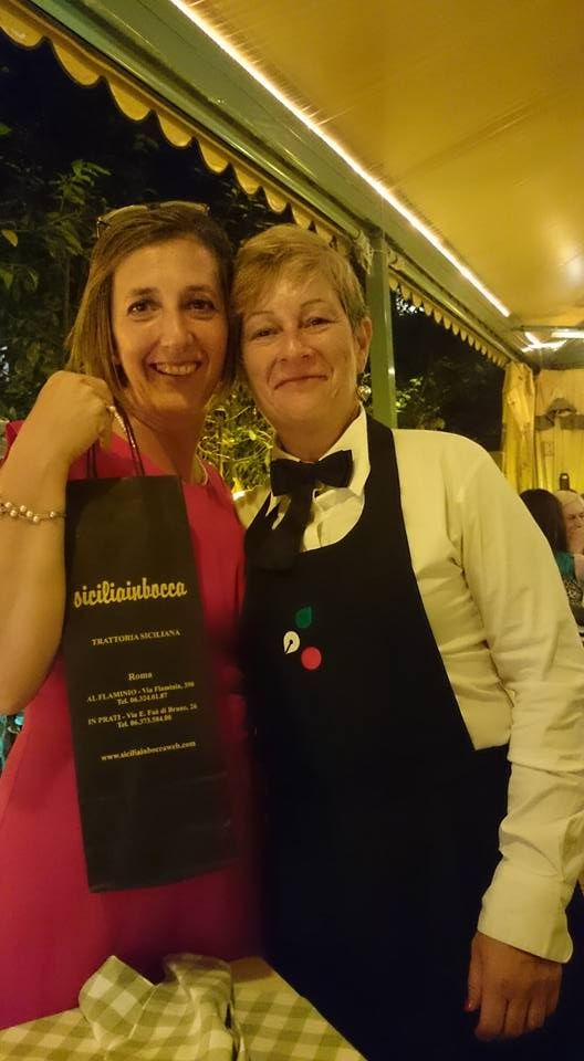 Sabrina Rinaldi e Fausta Ammirati