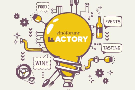 La Vinòforum Factory ti fa diventare Wine Outsider!