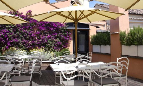 Achilli lancia il secondo ristorante romano al D.O.M. hotel