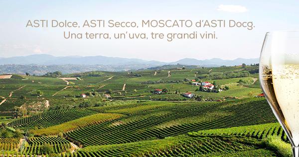 Asti Secco: il vino del futuro