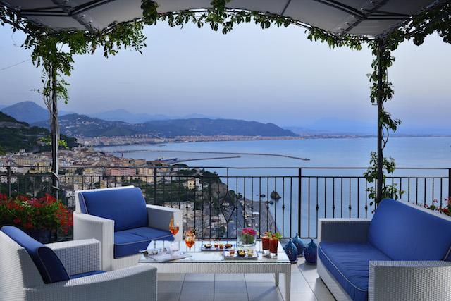 costiera amalfitana hotel raito apre la stagione a vietri