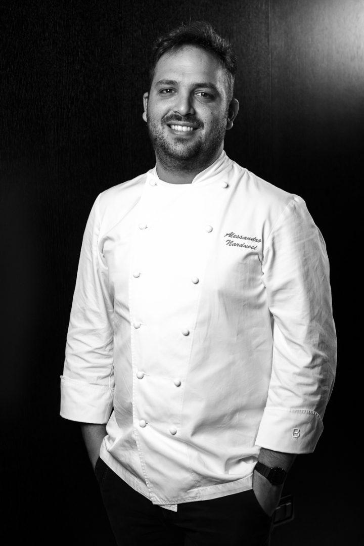 Chef Alessandro Narduzzi
