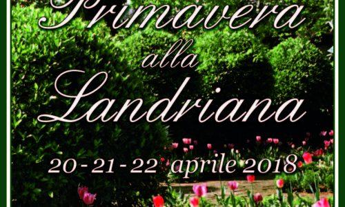 Primavera alla Landriana