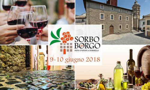 Sorbo in Borgo – Festa dell'Estate