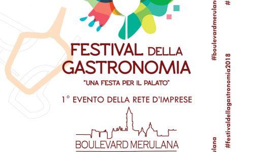 Boulevard Merulana: il Festival della Gastronomia 2018  riparte dall'Esquilino.