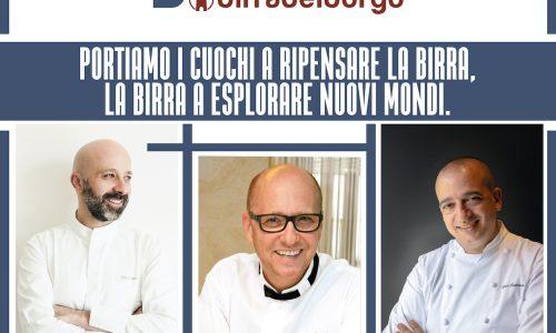 """Ritorna """"Chef Bizzarri"""", il progetto di Birra del Borgo"""