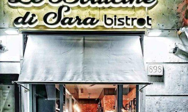 Le bollicine di Sara, un bistrot molto speciale