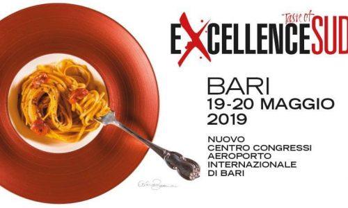 EXCELLENCE TASTE OF SUD – BARI, 19 e 20 maggio