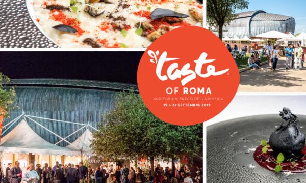 Taste of Roma: dal 19 al 22 settembre si celebra l'alta cucina!