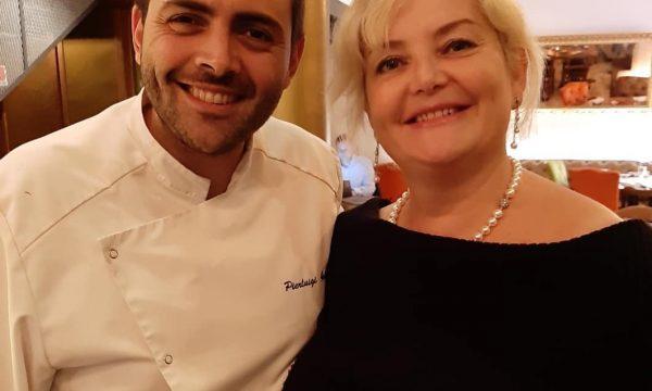 Incontriamo lo chef Pierluigi Gallo con la sua Giulia