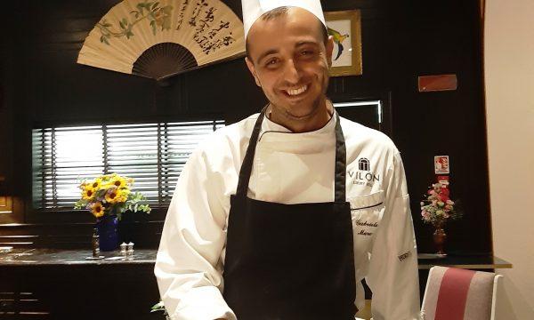 Hotel Vilòn: lo chef Gabriele Muro e lo charme di Adelaide