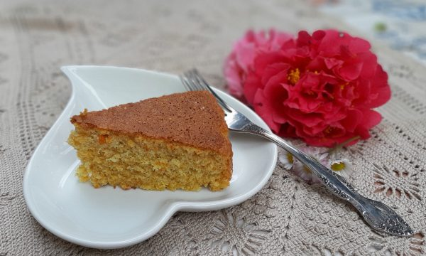 Torta di carote (Carrot Cake)