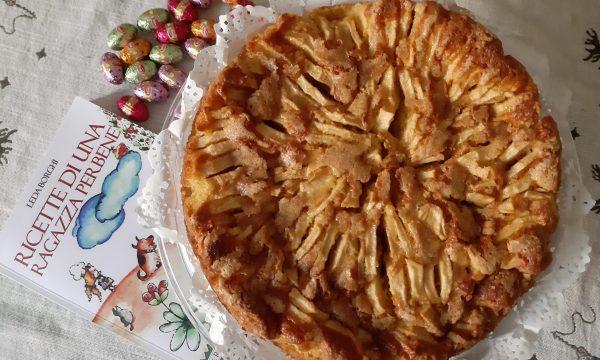 Torta di mele di Leda