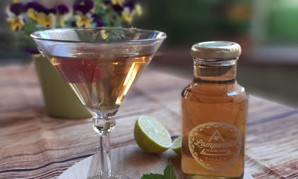 Golden Sweet Treat, cocktail fresco al Mezcal