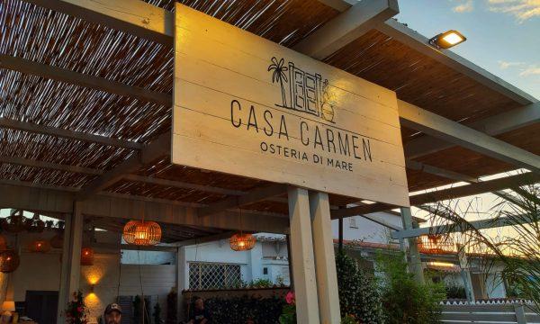 Casa Carmen: un po' di Formetera a Fregene