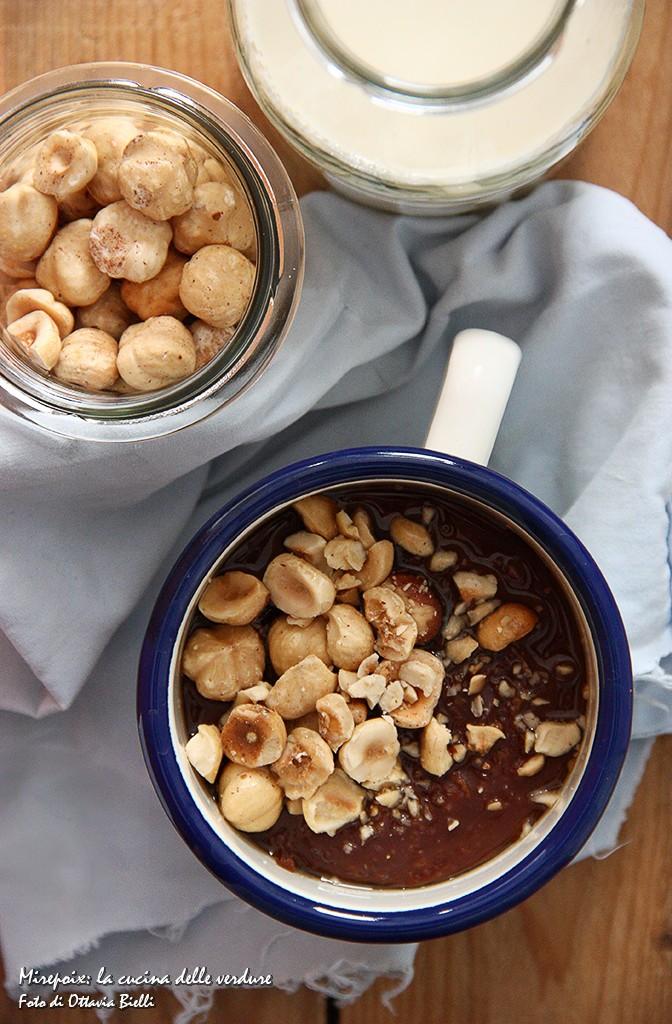 Porridge al cioccolato