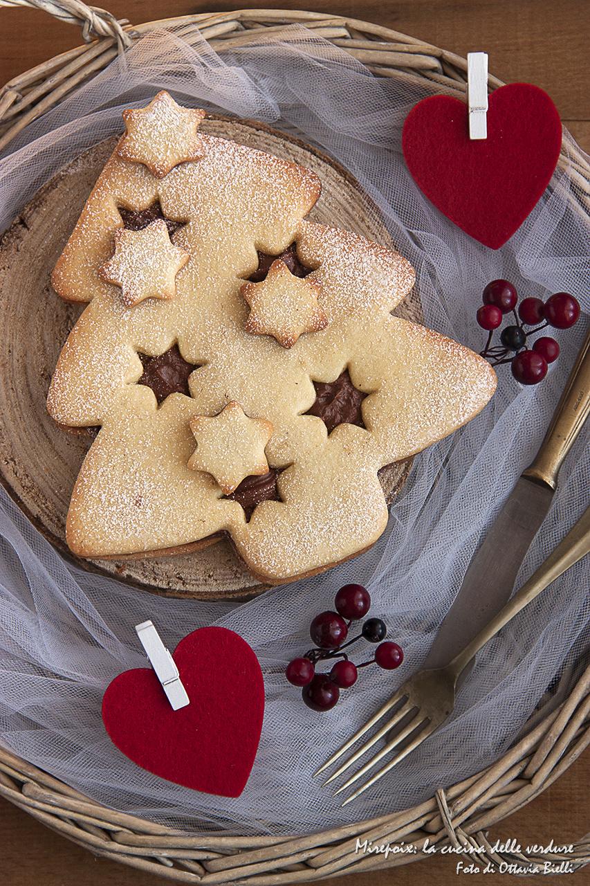 Albero di Natale biscotto