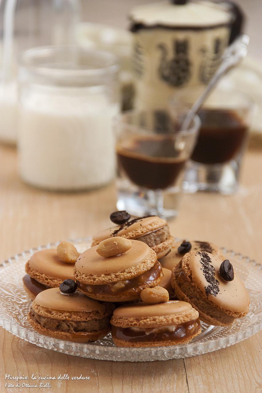 Banoffee&Coffee macaron