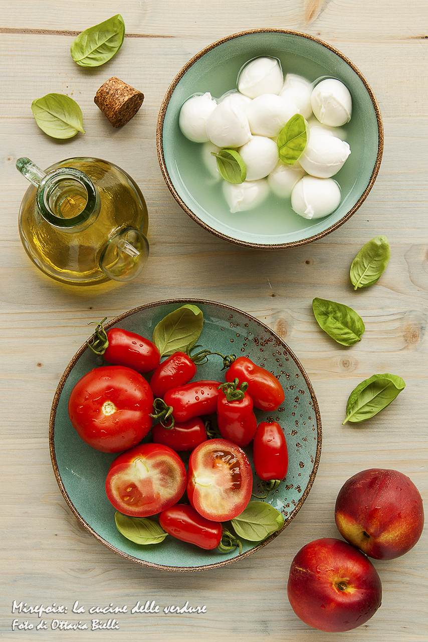 insalata caprese ingredienti
