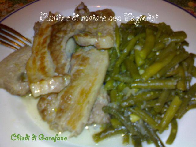 puntine di maiale con fagiolini alla balinese | chiodi di garofano - Come Cucinare Le Puntine Di Maiale