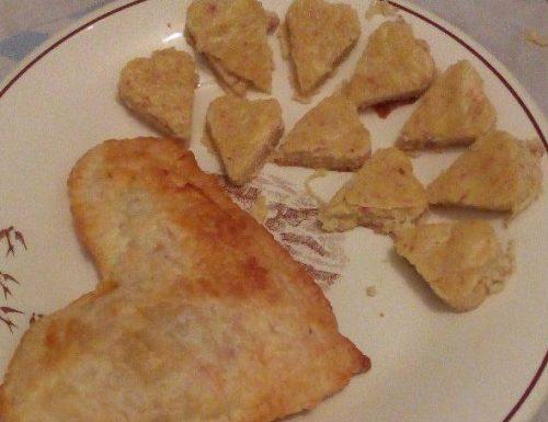 Frittata di patate e salame al forno