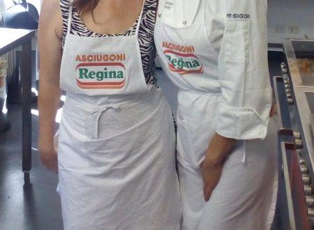Corso di cucina part. 1 : Masterclass con Rubina Rovini, tecnica e classe!!