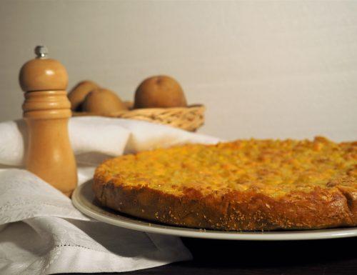 Frittata di patate al forno con paprika affumicata