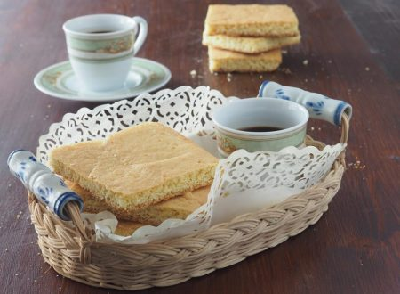 Quadrotti all'arancia (biscotti)