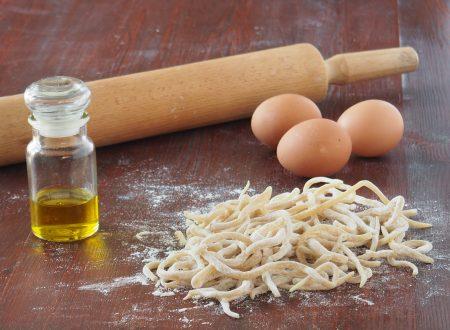 Cos'è e come si fa: I Pici (tipici della Toscana)