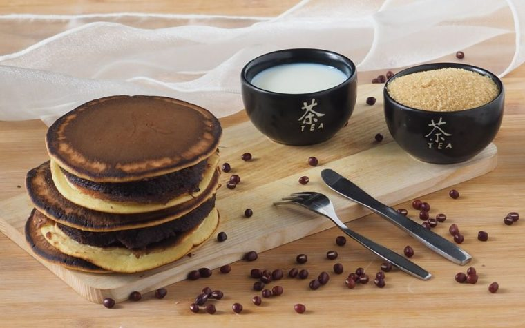 Dorayaki (pancake giapponesi)