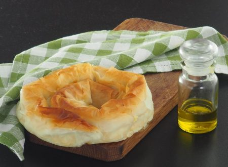 Tyropita Strifti (ricetta Greca)