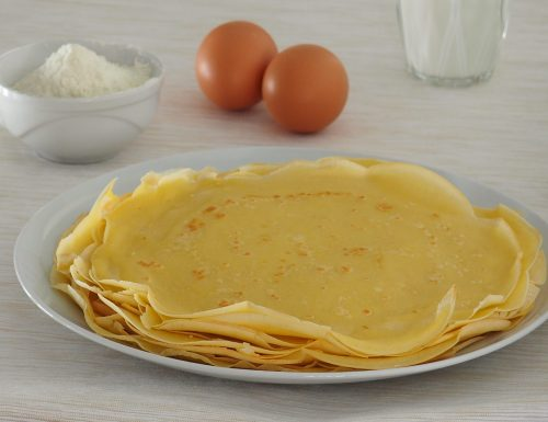 Come si fa: le crepes (crespelle)