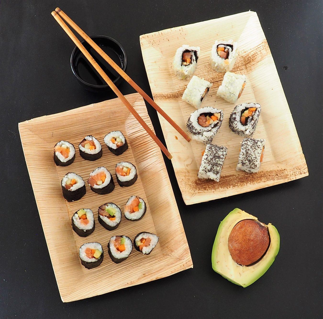 Sushi Fatto In Casa Chiwawa In Cucina