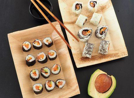 Sushi fatto in casa