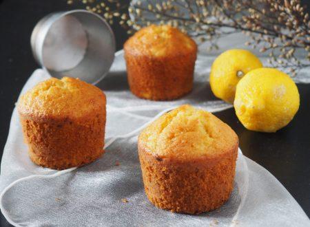 Muffin Pan di limone senza burro
