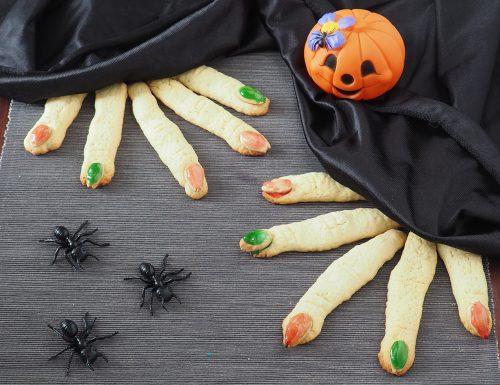 Dita da strega fashion (Halloween)