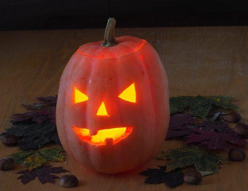 Come intagliare una zucca (Halloween)