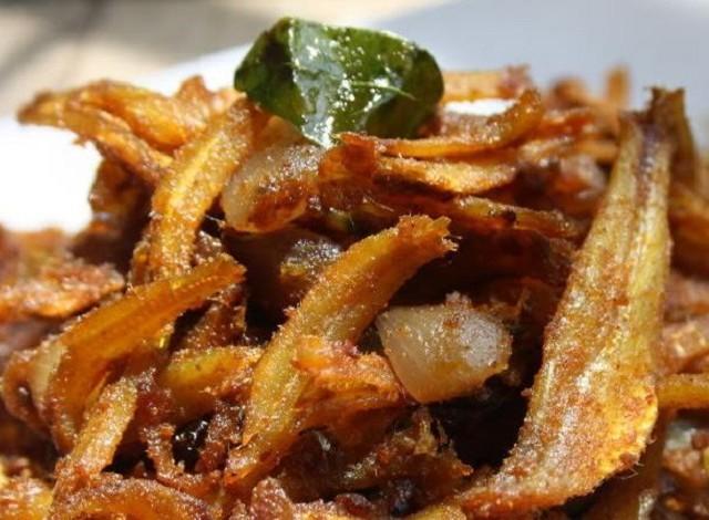Alici fritte condite con aceto