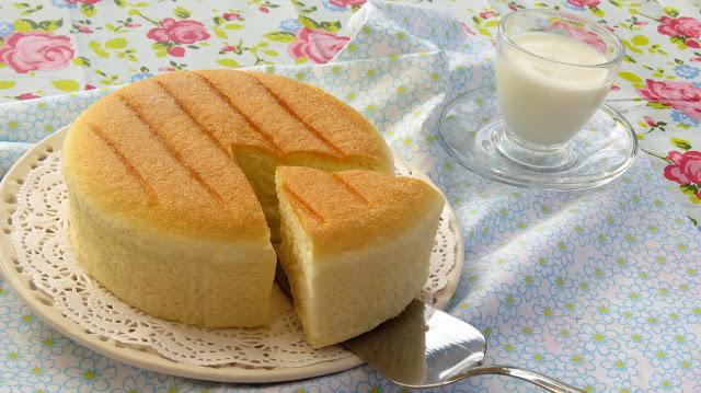 Passo dopo passo: Come fare Super morbido e soffice cotone Cheesecake   Chinese Bakery & giapponese Cheesecake 轻 乳酪 蛋