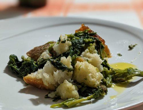 Pane Cotto E Broccoli