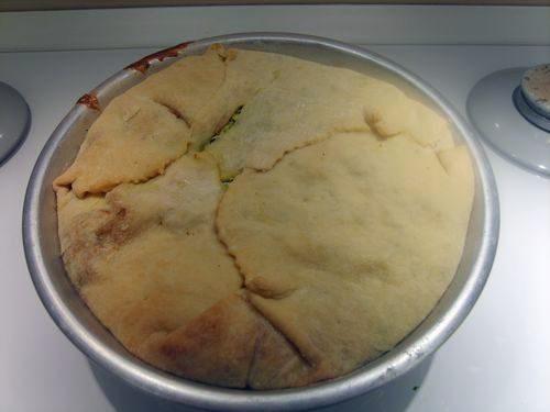 Pizza chiena, tradizione cilentana per la Santa Pasqua