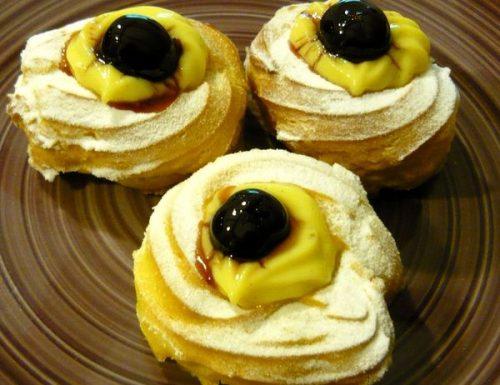 Zeppole di San Giuseppe: tradizione culinaria e religione spesso s'incontrano