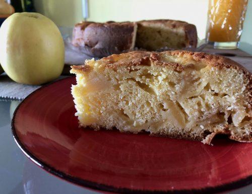 Mele golden per una torta golosa