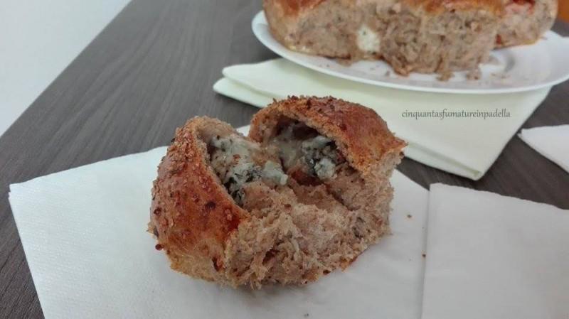 danubio gorgonzola e nocciole