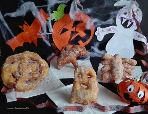 Frittelle di Halloween
