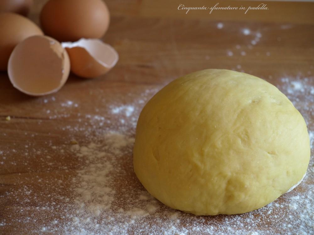 pasta all' uovo fatta in casa